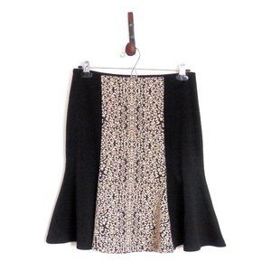 Dresses & Skirts - Fit and Flare Skirt Size S Black Women's